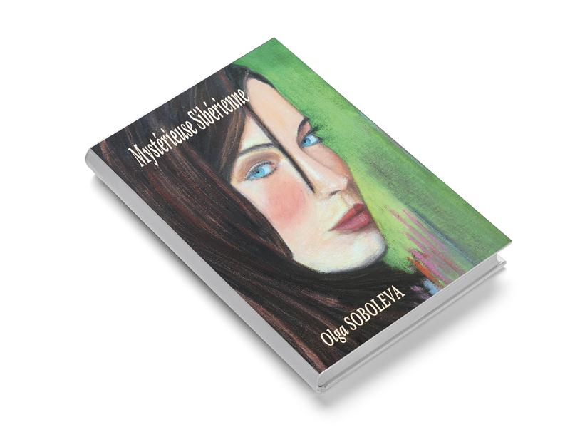 "Olga Soboleva Livre ""Mystérieuse Sibérienne"""