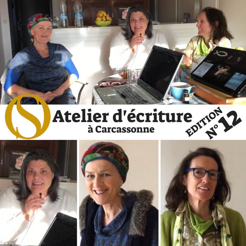 Atelier d'écriture Toulouse